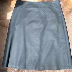 Banana Republic Cotton & lyocell skirt